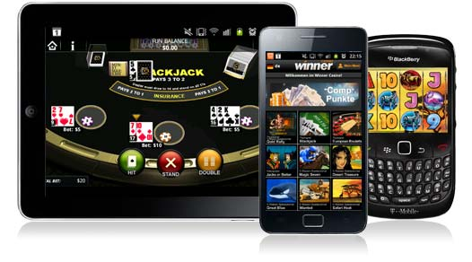 Playtech Handy Casino