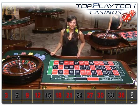 Playtech Live Dealer Casino
