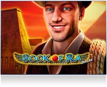 Book of Ra Deluxe online Slot