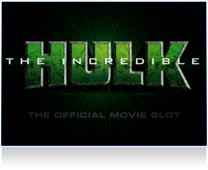 The Incredible Hulk online Slot