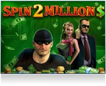 Spin 2 Million $ online Slot