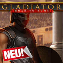 Gladiator - Road to Rome online spielen