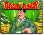 Mr. Cash Back Playtech Spielautomat