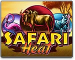 Safari Heat Playtech Spielautomat